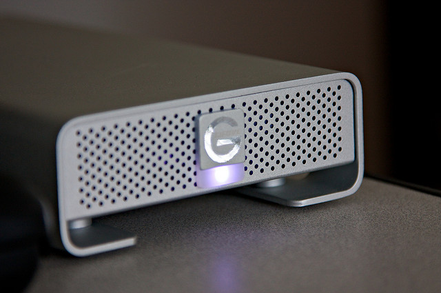 G-Technology External Hard Drive For Mac, USB have it all?