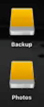 partition desktop icons