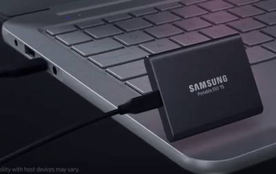 Samsung T5 Connected