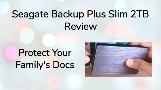 Seagate Backup Plus Slim 2TB Review Title Image