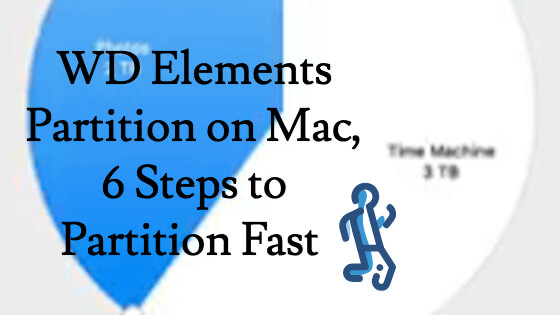 WD Elements Partition Mac Tiitle Image
