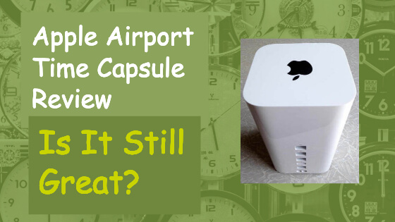Apple Time Capsule Review Ttitle Image