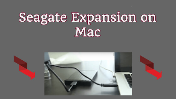 [Want It] Seagate Expansion On Mac But How To Use?