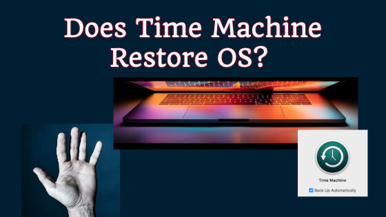 Does Time Machine Restore Mac OS Title Image
