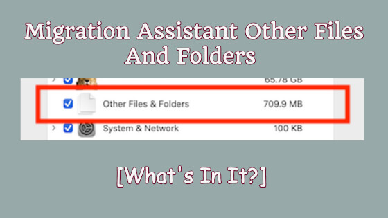 Migration Assistant Other Files And Folders Title Image